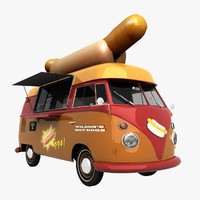 maya transporter hot dog