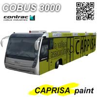 cobus 3000 3d model