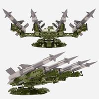3d model sa-3 goa