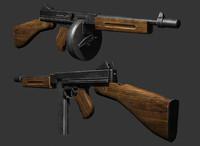 3ds tommy gun