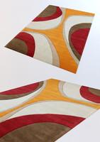 3d photorealistic carpets model