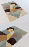 photorealistic carpets 3d model