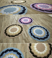 3d model photorealistic carpets
