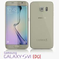 3dsmax samsung galaxy s6 edge