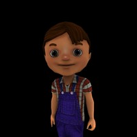 boy character fbx