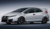 3d honda civic type r