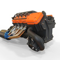 vehicle engine max