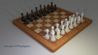 3ds max chess ches