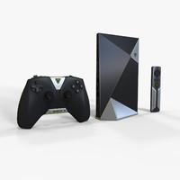 3d model nvidia shield