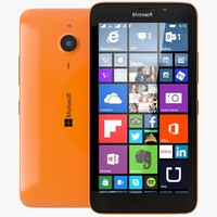 Microsoft Lumia 640 XL Orange