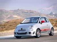 Fiat 500 cinquecento abarth esseesse
