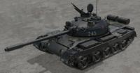 t55 tank soviet max