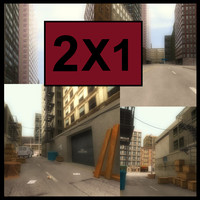 Bundle :alley \city