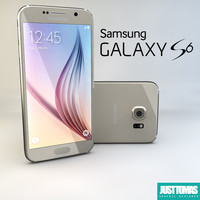 3d model samsung galaxy s6