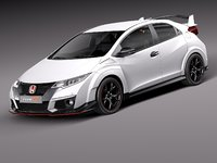 Honda Civic Type R 2016