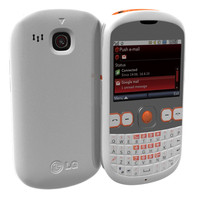 3d model lg mobile phone