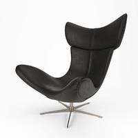 3d max imola chair boconcept