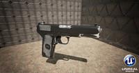russian pistol tt tokarev max
