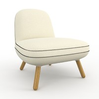 Fantasia chair by Molteni