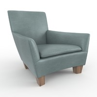 el buli label armchair 3d model