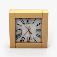 classic alarm clock max