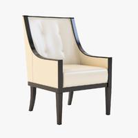 Sunpan Modern Cyrano Armchair
