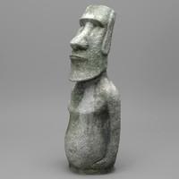 maya easter moai