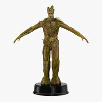 groot rigged max