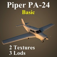3ds max piper basic