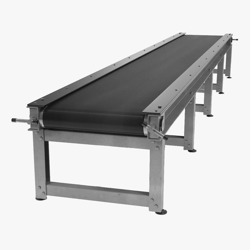Conveyor Belt 3d model 00.jpg