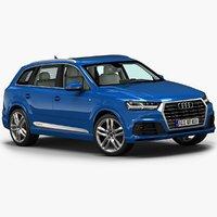 2016 Audi Q7 S line