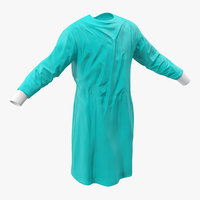 3ds surgeon dress 7