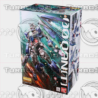 bandai gundam box 3d 3ds