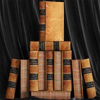 3d book classic model