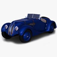 classic bmw 28 d model