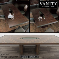 GIORGIO COLLECTION Vanity Art 9000 Table
