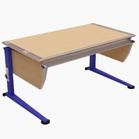 3d moll basic written table