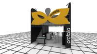 max exhibition stand design
