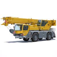 Mobile Crane Liebherr LTM 1040 2.1