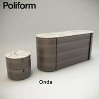 3d poliform onda model