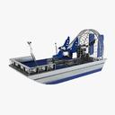 airboat 3D models