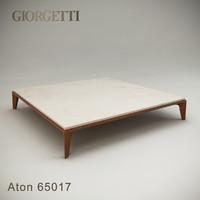 giorgetti aton 65017 3d max