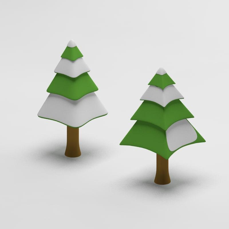 Cartoon spruce snowy tree 1.jpg