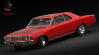 max chevrolet chevelle ss-396 1966