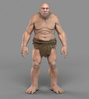 neanderthal reconstruction max