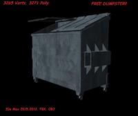 dumpster max free