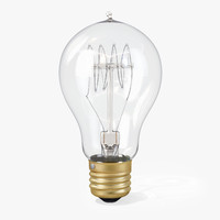 Vintage Spherical-shaped Edison Light Bulb Type2