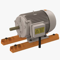 3ds max electric motor 2