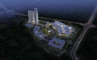 Hospital building 001