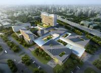 3d model hospital building